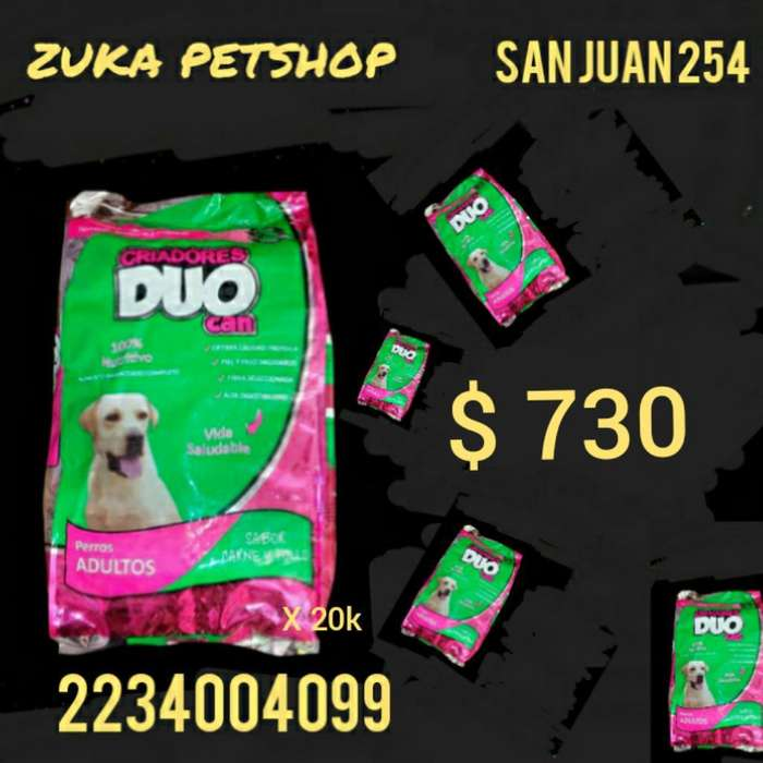 Petshop Zuka San Juan 254 Ofertas