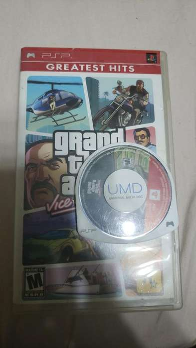 Gta Vice City <strong>psp</strong>