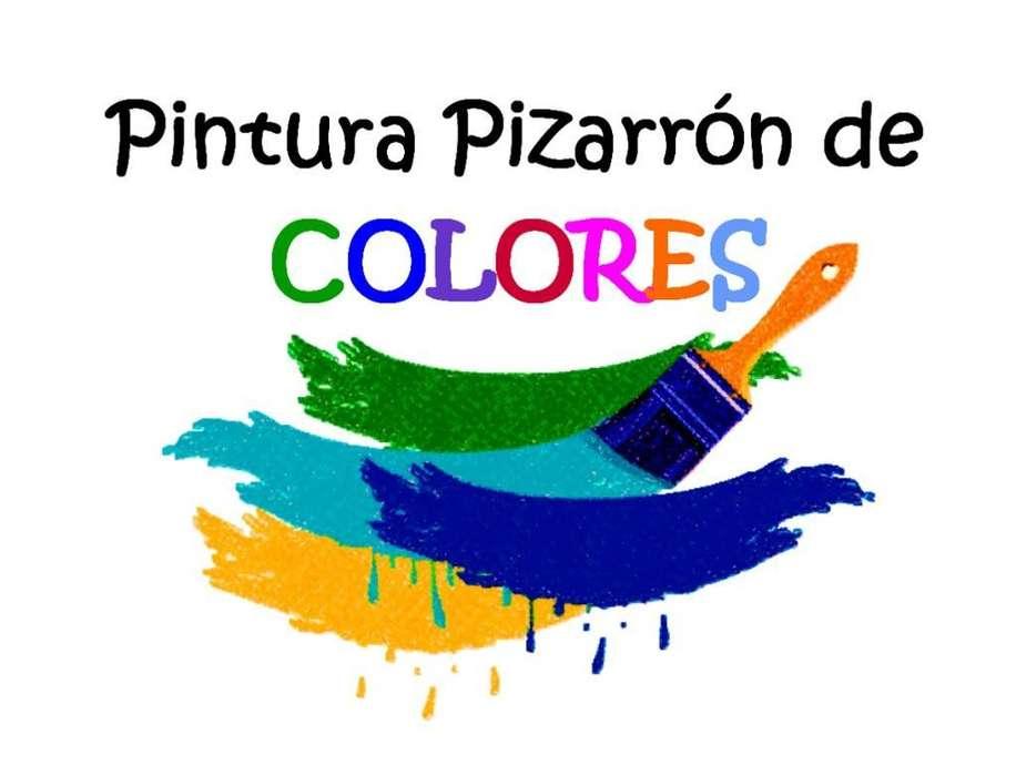 Pintura de Colores para Pizarrón