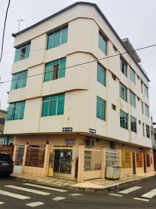 Vendo Edificio rentero con locales comerciales en excelente ubicación, cerca Av 25 Junio, Machala