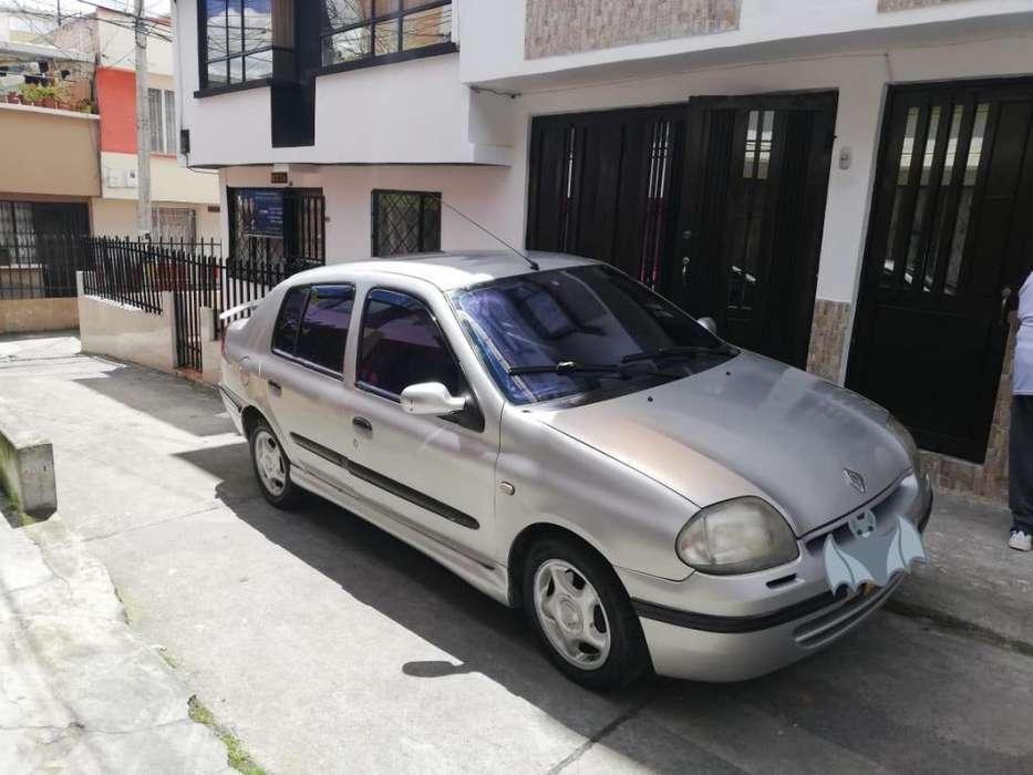 Renault Symbol 2002 - 200000 km