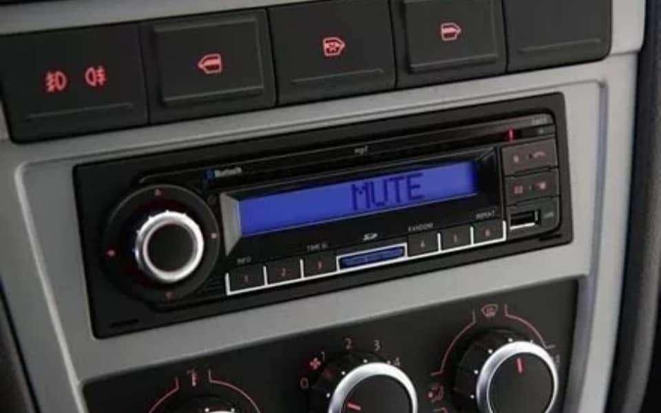 Stereo original Volkswagen