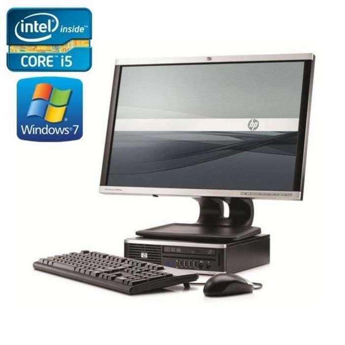Oferta Pc Hp Core I5 Completo Garantía