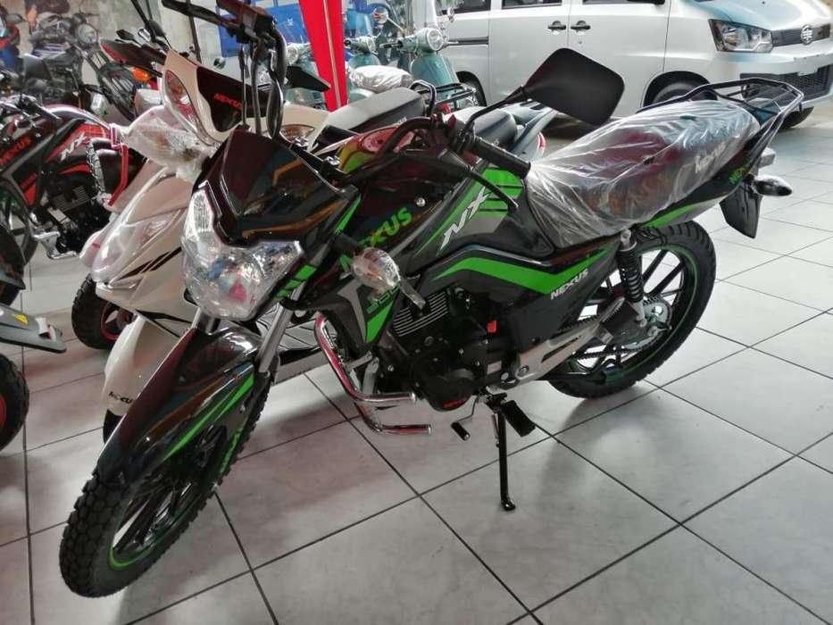 MOTO LINEAL NEXUS 200CB3