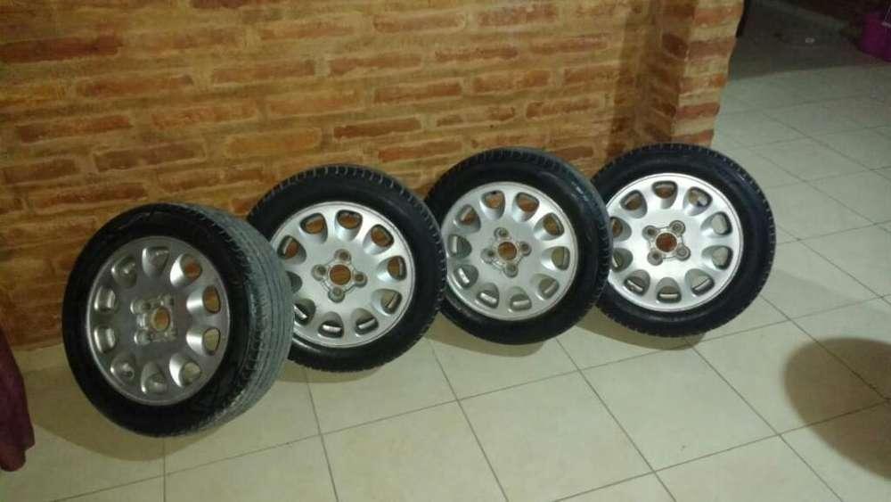 Vendo Llantas Armadas Alfa Romeo