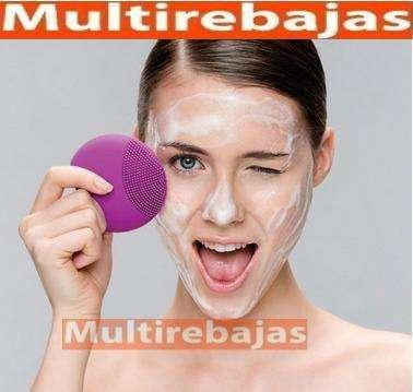 Limpiador Facial Exfoliación Ultrasonido