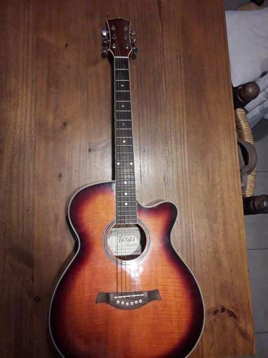 Guitarra Electroacustica Texas