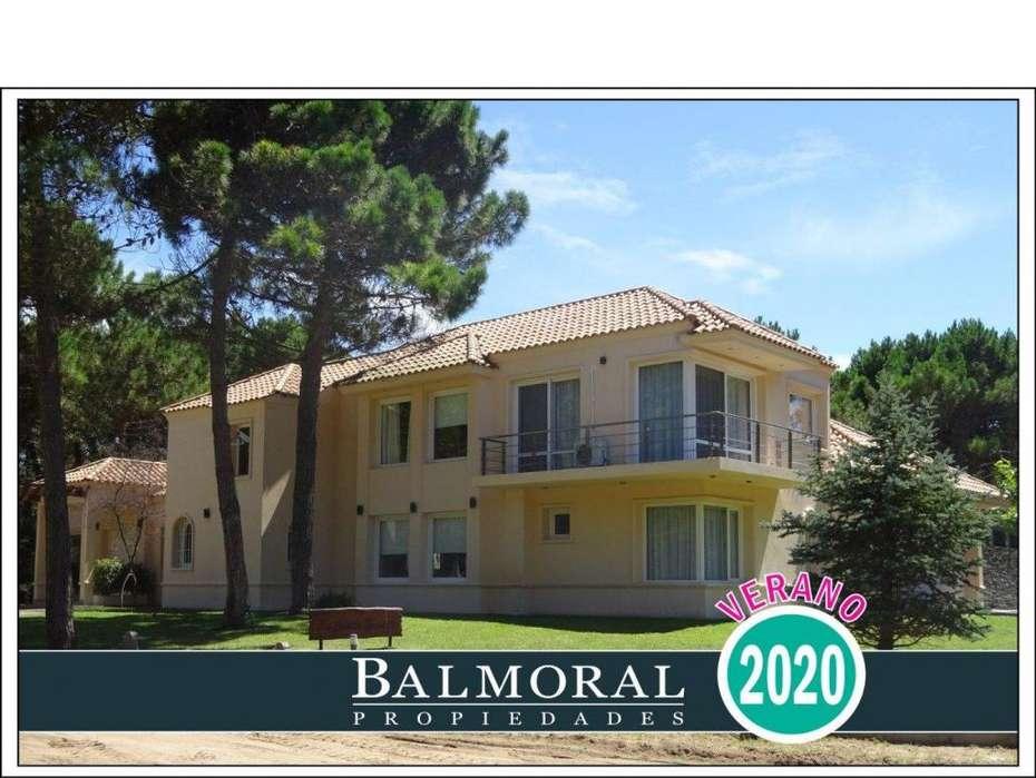 Ref: 8039 - Casa en Alquiler - Zona Norte Tennis Ranch - Pinamar
