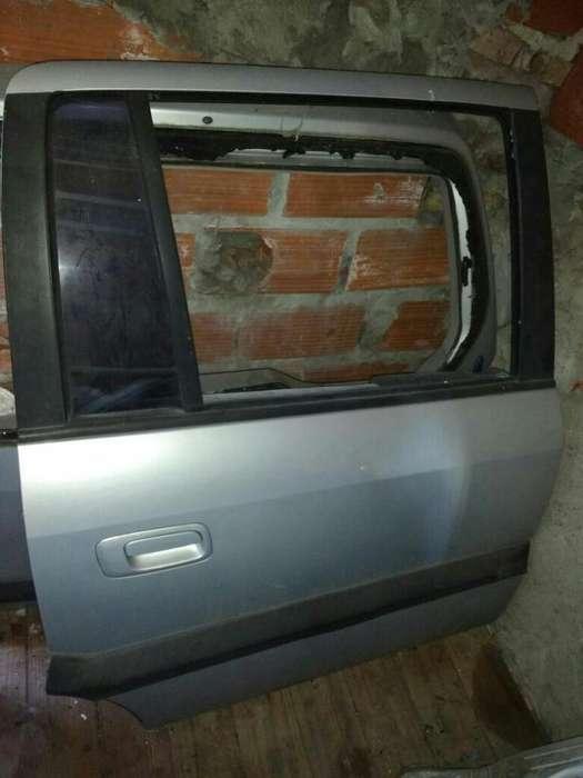 Puertas de Chevrolet Zafira