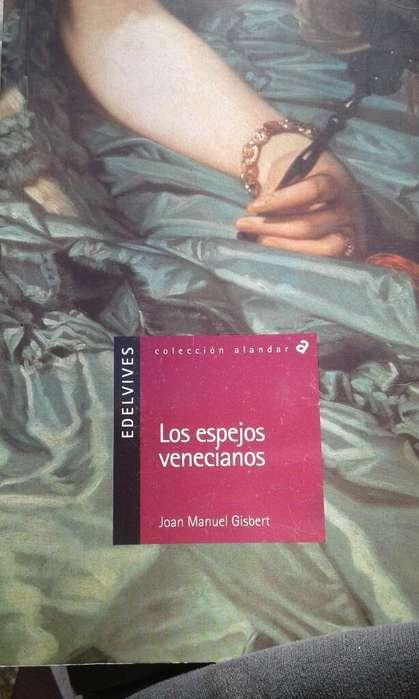 Libro Espejos Venecianos
