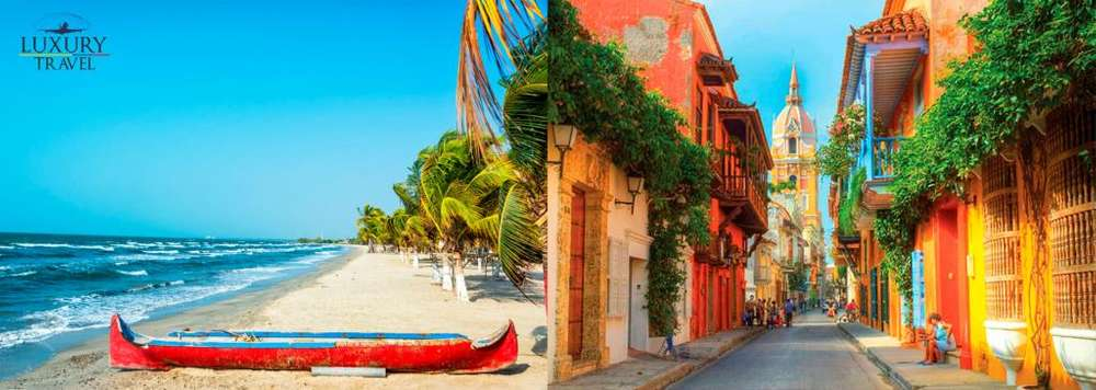Viajar a Cartagena es lo mejor