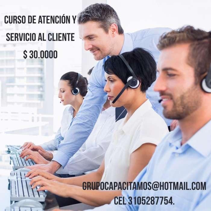 Curso de Atención Al Cliente