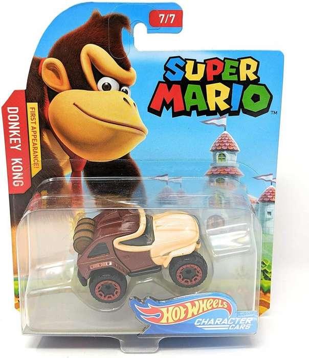 Hotwheels Super Mario -Donkey Kong