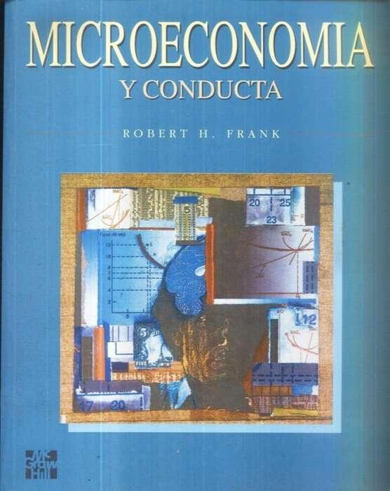 Libro Microeconomía Y Conducta De Robert H. Frank