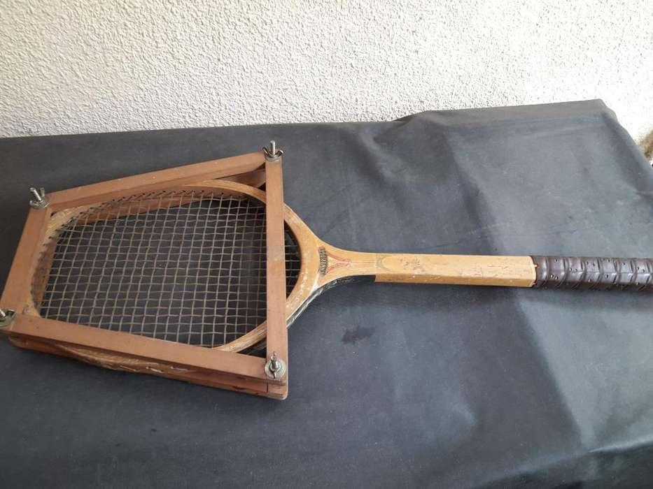 Raquetas Antiguas para Coleccionistas