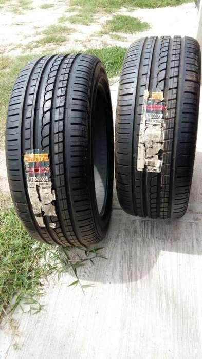 vendo llantas pirelli 245/45 R 19 98Y NUEVAS