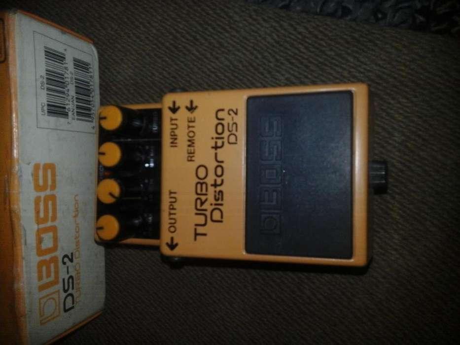 efecto para guitarra DS-2 Boss