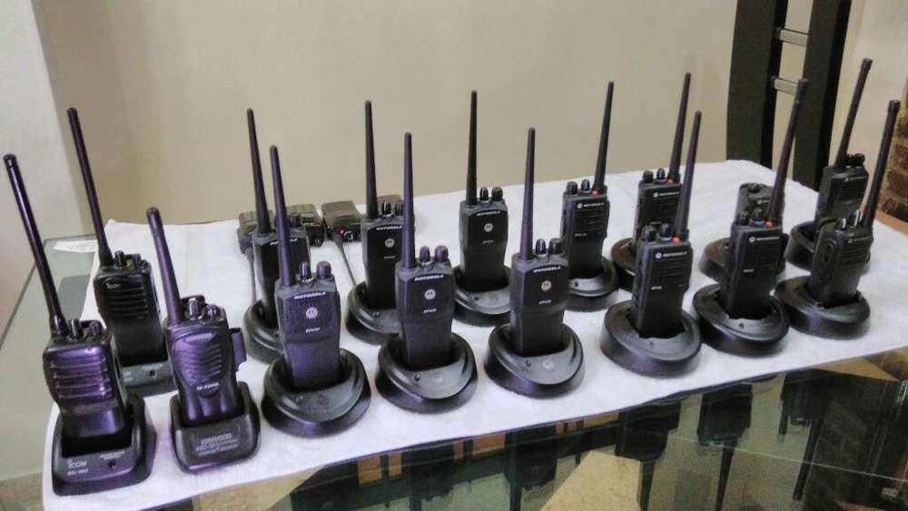 Radio Telefonos Motorola Icom Kenwood