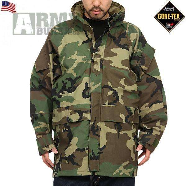 CASACA IMPERMEABLE MADE IN USA MARINES