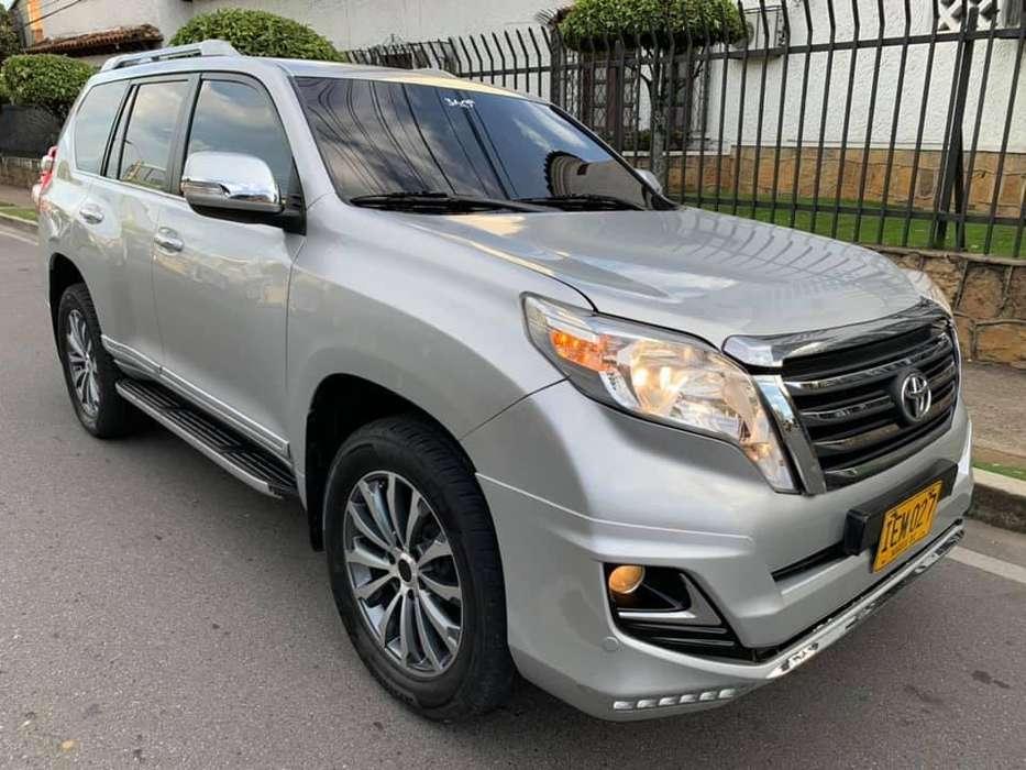 Toyota Prado 2015 - 80274 km