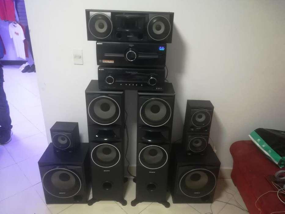 Amplificador Sony Perfecto Estado