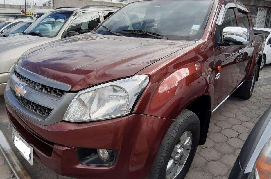 <strong>chevrolet</strong> D-Max 2014 - 141000 km