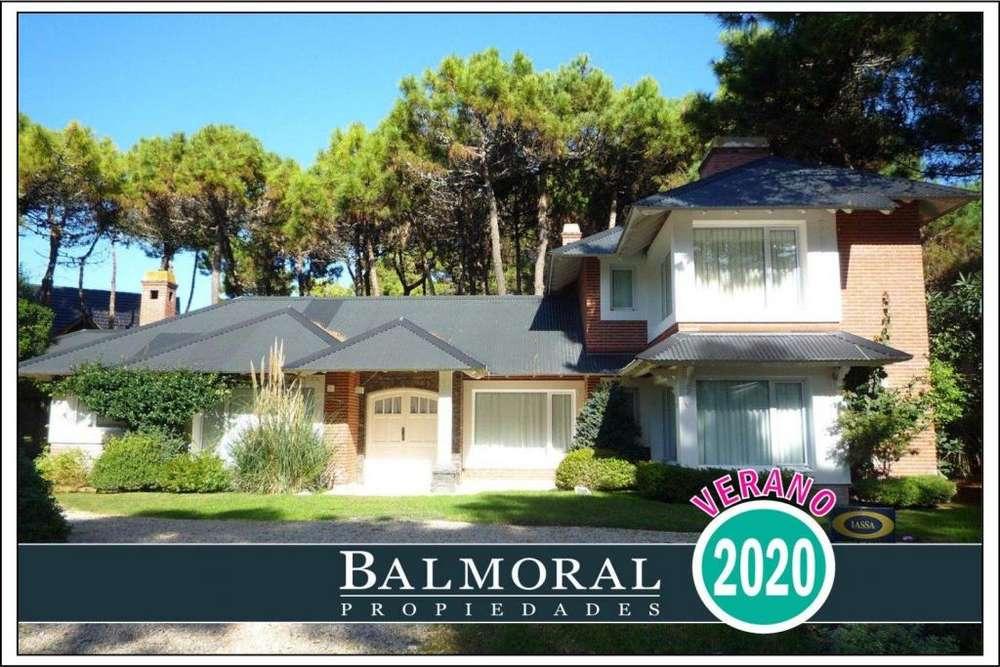 Ref: 8738 - Casa en alquiler, Pinamar Norte , ZonaTennis Ranch