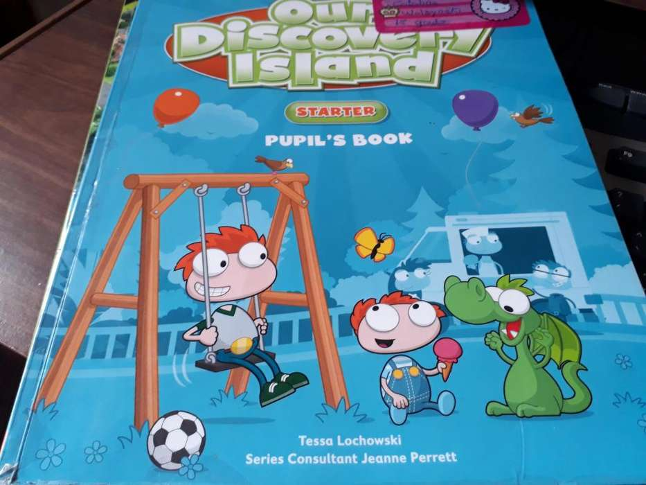 Vendo Our Discovery Island Starter Pupils Book 200