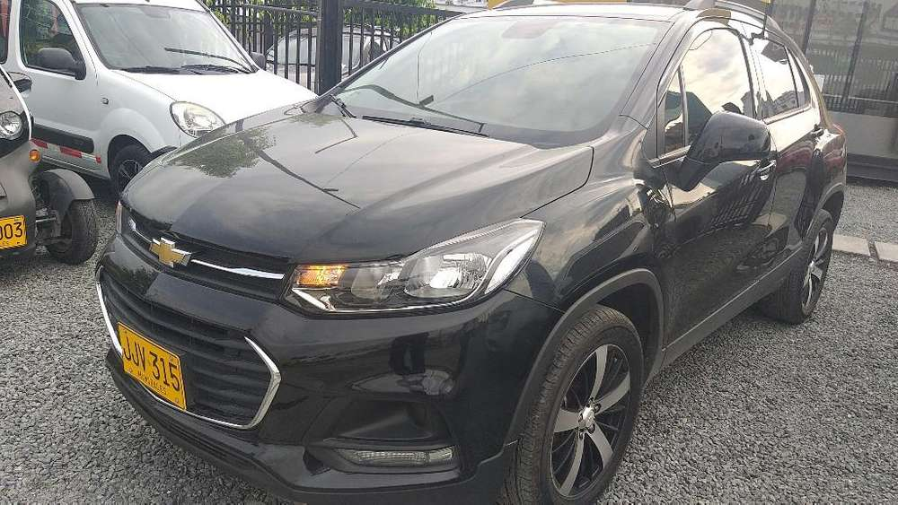 Chevrolet Tracker 2017 - 26200 km