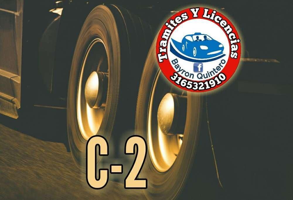 C2 para Camiones Y Buses 3165321910 Bayron Quintero
