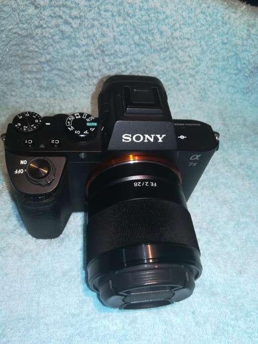 Cámara Sony 7 Última Tecnología