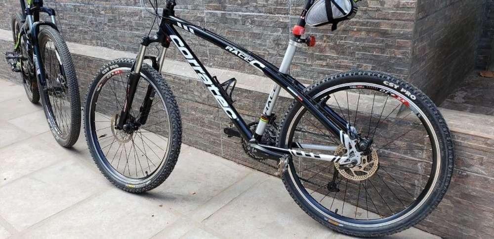 Bici Rodado 26 Corratec