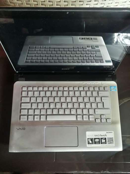 Lapto Sony Touch core i5