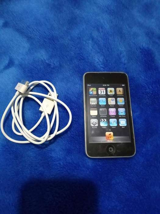 Vendo Cambio <strong>ipod</strong> Touch 8gb