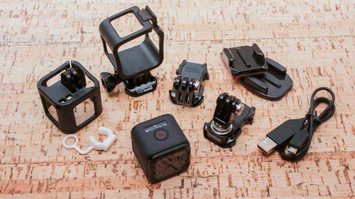 Gopro Hero Session 4 Impecable Sin Detalles Carcasa Extra