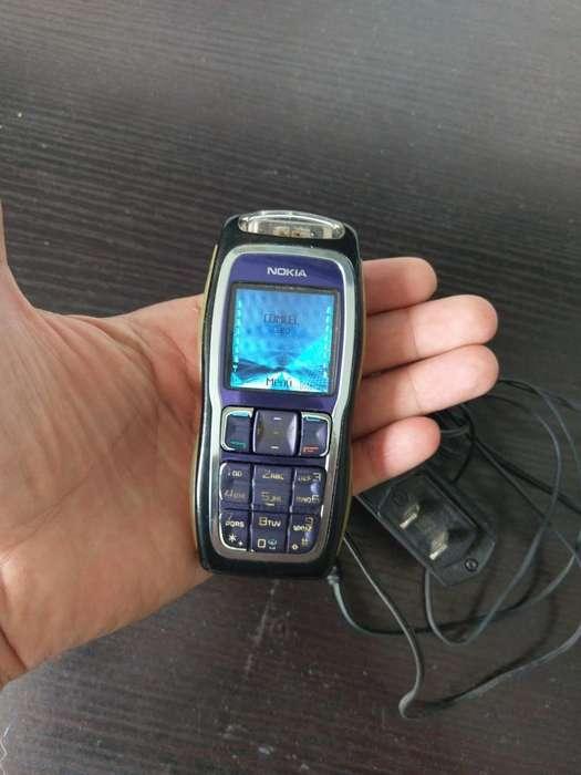 Celular Nokia 3220 Discoteca Cargador