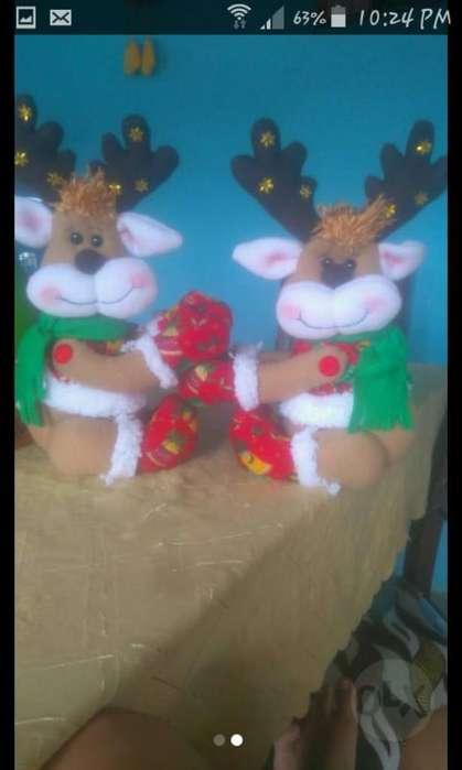 Muñecos Navideños 20
