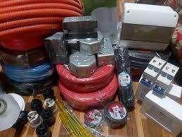 MATERIAL ELECTRICO / CABLES 680 Pesos / ENVIOS LA PLATA S/C