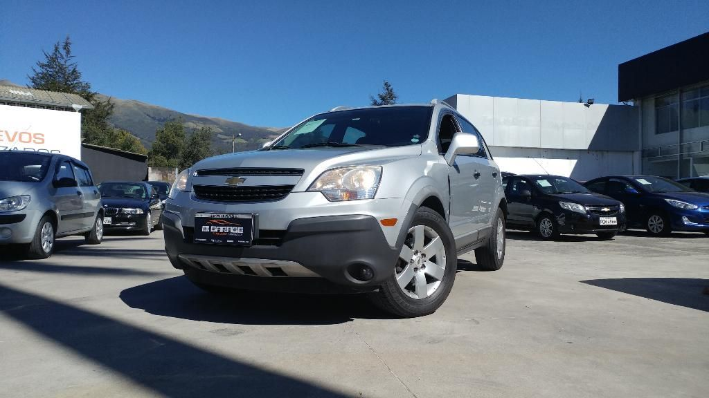 Chevrolet Captiva 2011 TA - FINANCIAMIENTO
