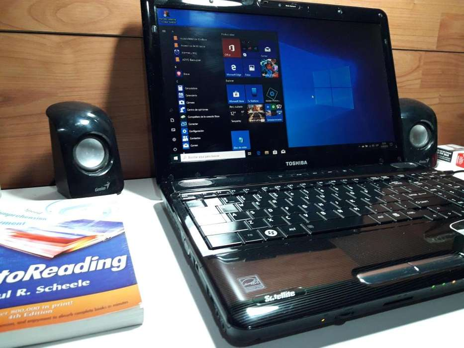 Notebook Toshiba Satellite L505d