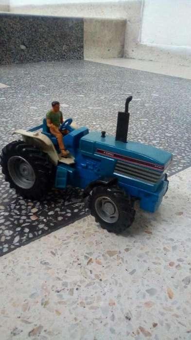 Tractor Juguete Ingles