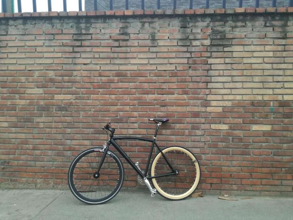 Biciceta Fixie(single speed, Flip-Flop) Nueva Garantía de 2 Meses.BOGOTÁ
