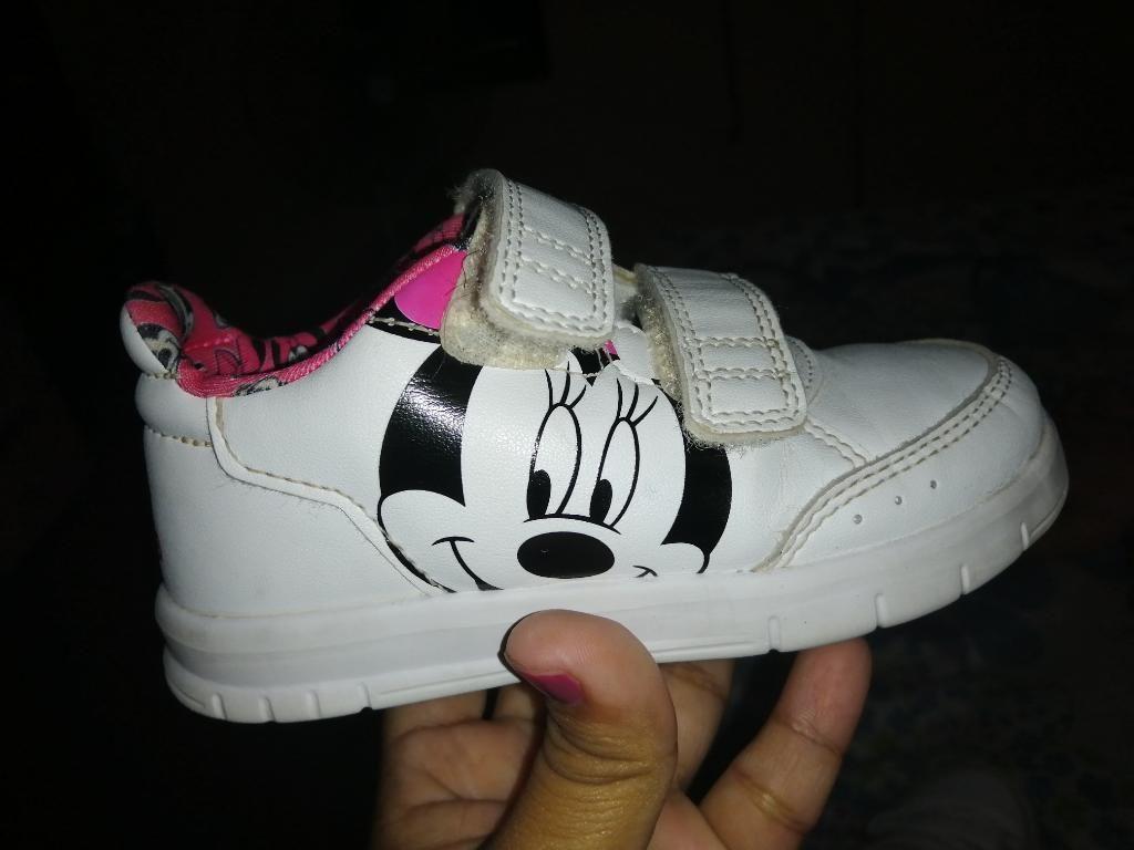 Zapatos Adidas Minnie Usados De Niña Guayaquil D29HIEW