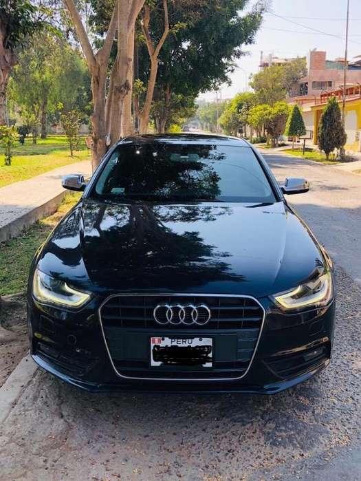 Audi A4 2013 - 57000 km