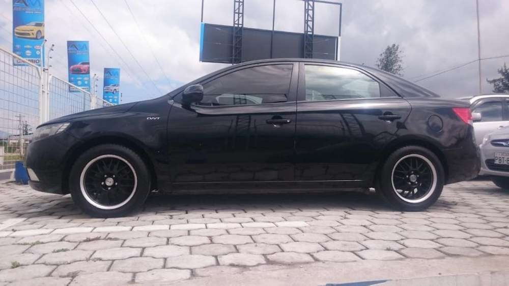Kia Cerato  2012 - 200000 km