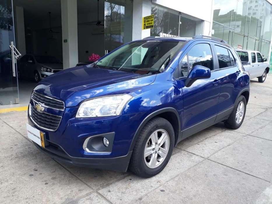 Chevrolet Tracker 2014 - 54000 km