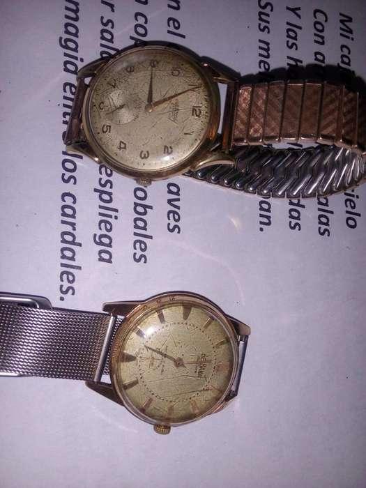 Relojes antiguos c u 12000.-