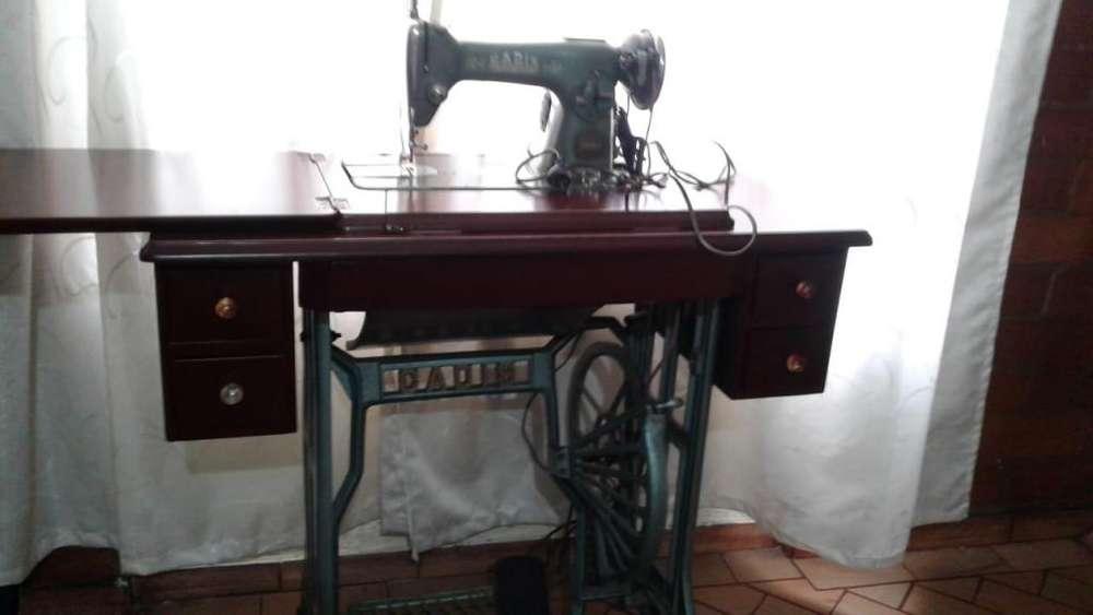 Maquina de coser Antigua con Mueble y ENVÍO GRATIS a nivel Nacional