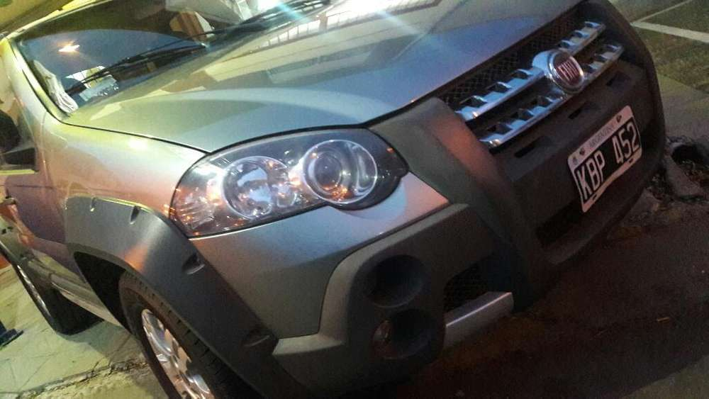 Fiat Palio Adventure 2011 - 116000 km