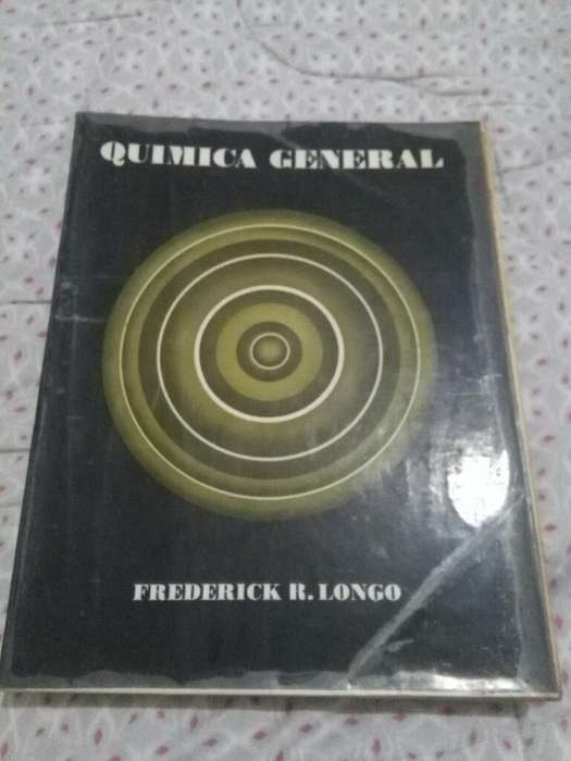Quimica General . Frederick Longo . Libro 1983 McGraw Hill